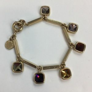 Marc by Marc Jacobs Dangle Gemstone Bracelet